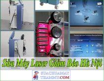 Sửa Chữa Máy Laser Giảm Béo tại Hà Nội Uy Tín