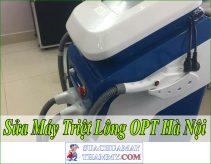Sửa Chữa Máy Triệt Lông OPT tại Hà Nội và Các Tỉnh Miền Bắc