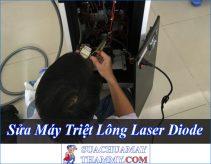 Sửa Chữa Máy Triệt Lông Diode Laser Tốt Nhất Lưu Động Toàn Hà Nội