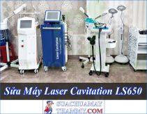 Sửa Máy Giảm Béo Laser Cavitation LS650 Khắc Phục Tất Cả Các Lỗi Hỏng