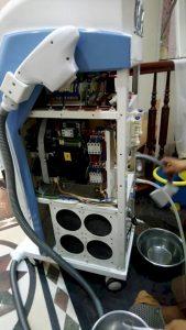 Các lỗi thường gặp máy giảm béo Laser Cavitation LS650